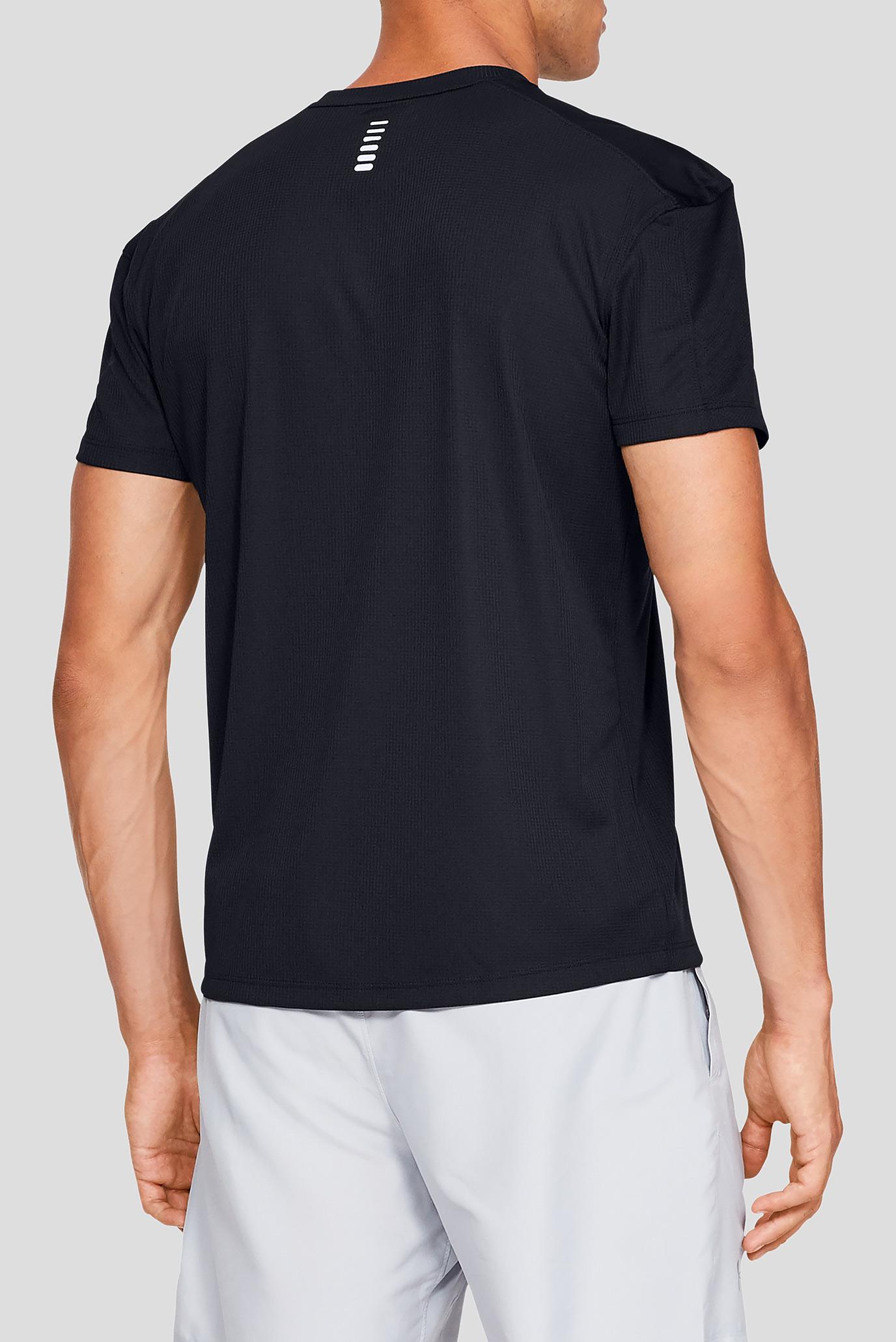 Купить Мужская черная футболка UA SPEED STRIDE SHORTSLEEVE Under Armour Under Armour 1326565-001 – Киев, Украина. Цены в интернет магазине MD Fashion