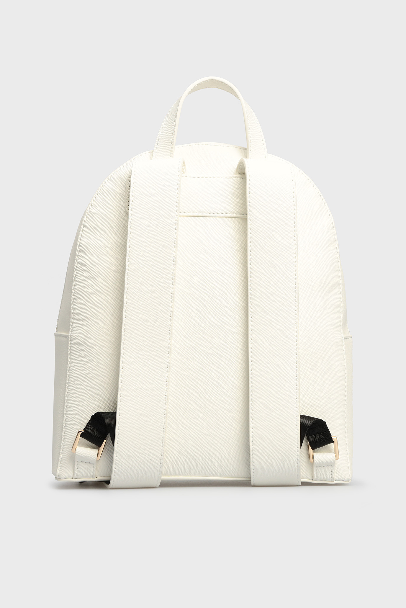 Женский белый рюкзак BELLA Trussardi Jeans