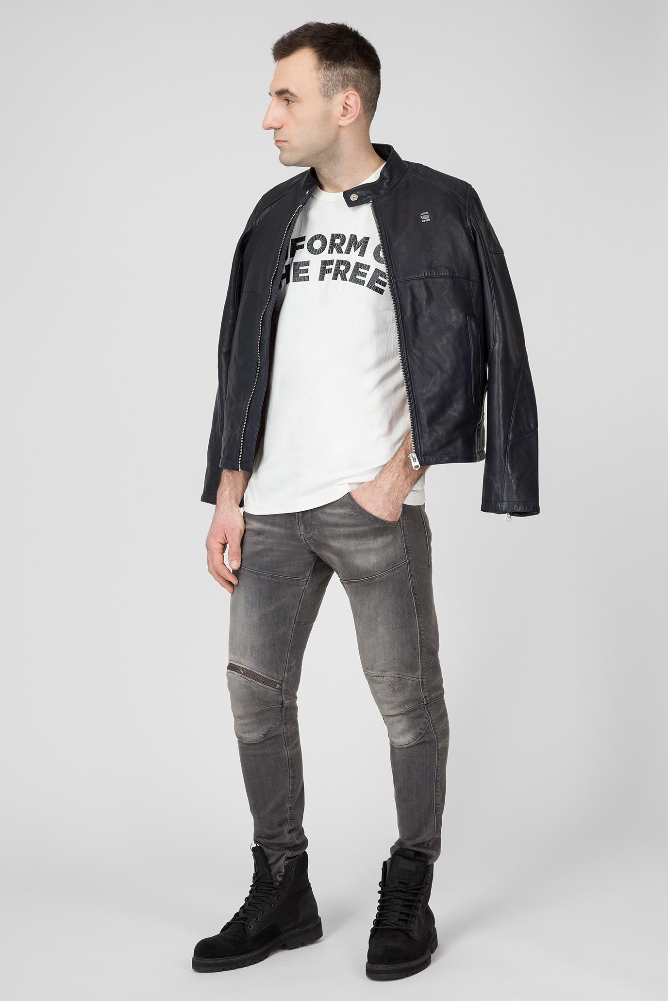 Купить Мужские серые джинсы 5620 G-Star RAW G-Star RAW D01252,A634 – Киев, Украина. Цены в интернет магазине MD Fashion