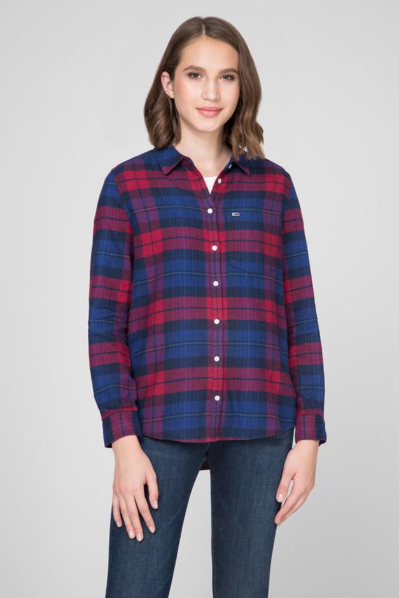 Женская рубашка в клетку TJW REGULAR CHECK