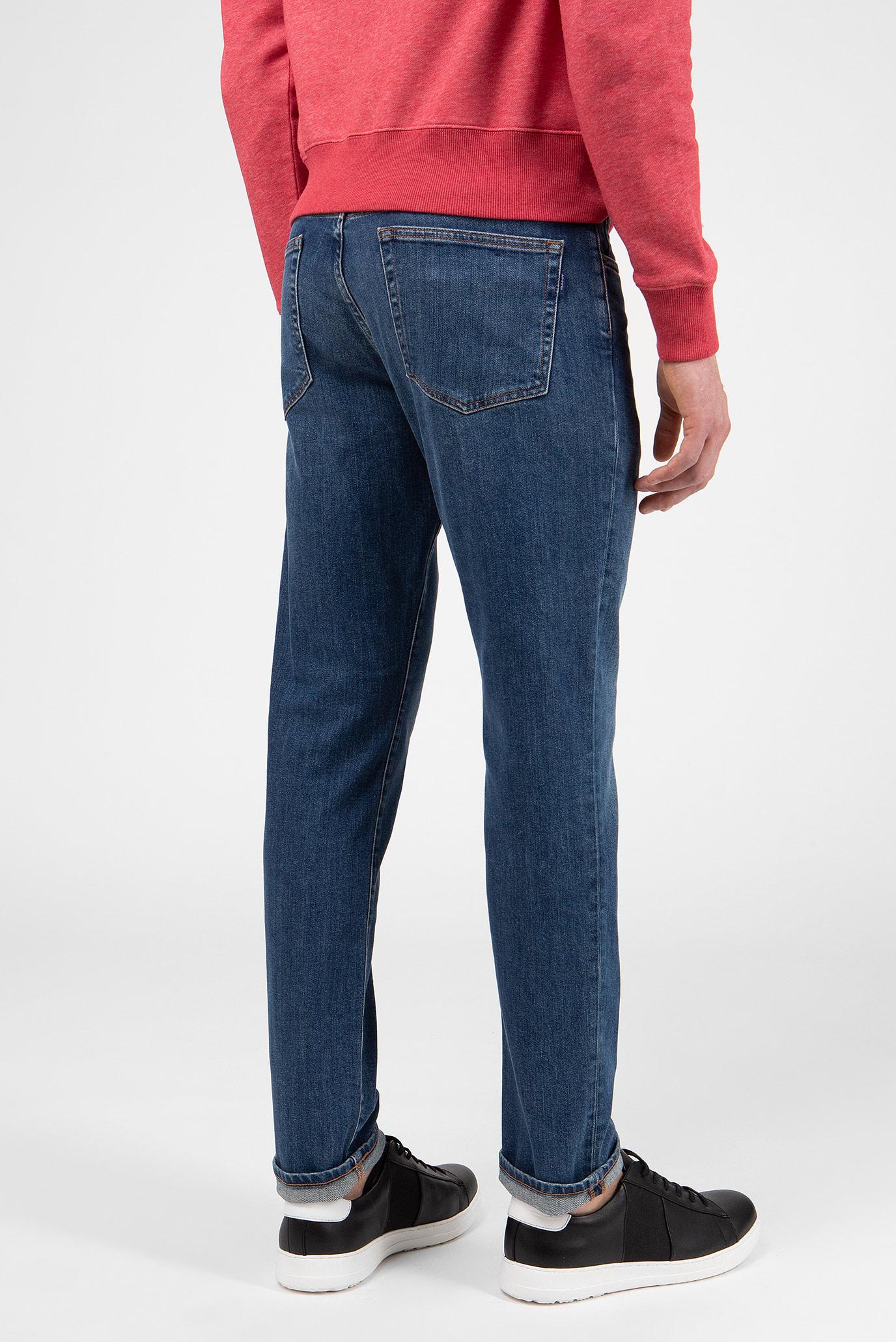 Купить Мужские синие джинсы 971 Gant Gant 1315008 – Киев, Украина. Цены в интернет магазине MD Fashion