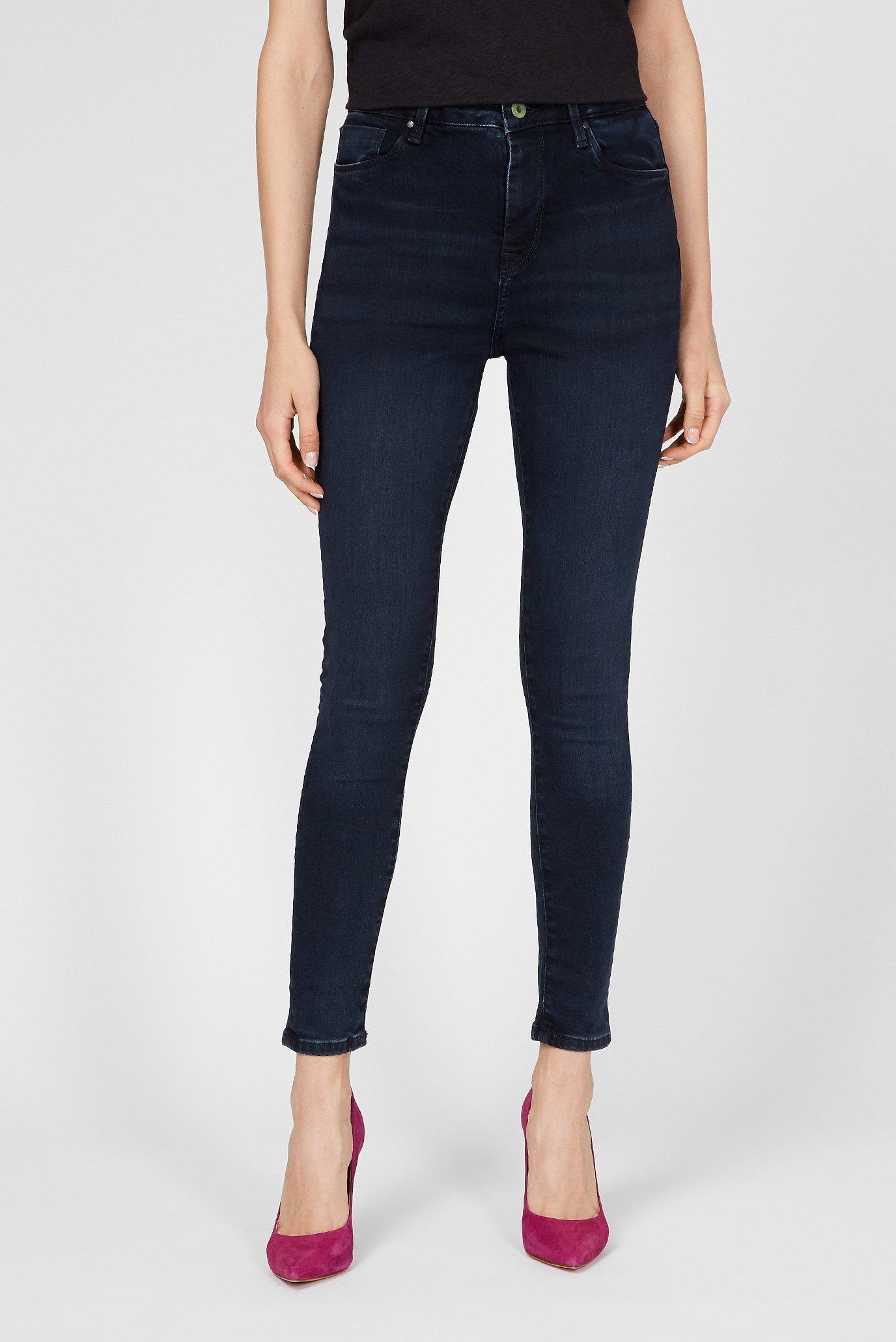 Женские темно-синие джинсы DION 1