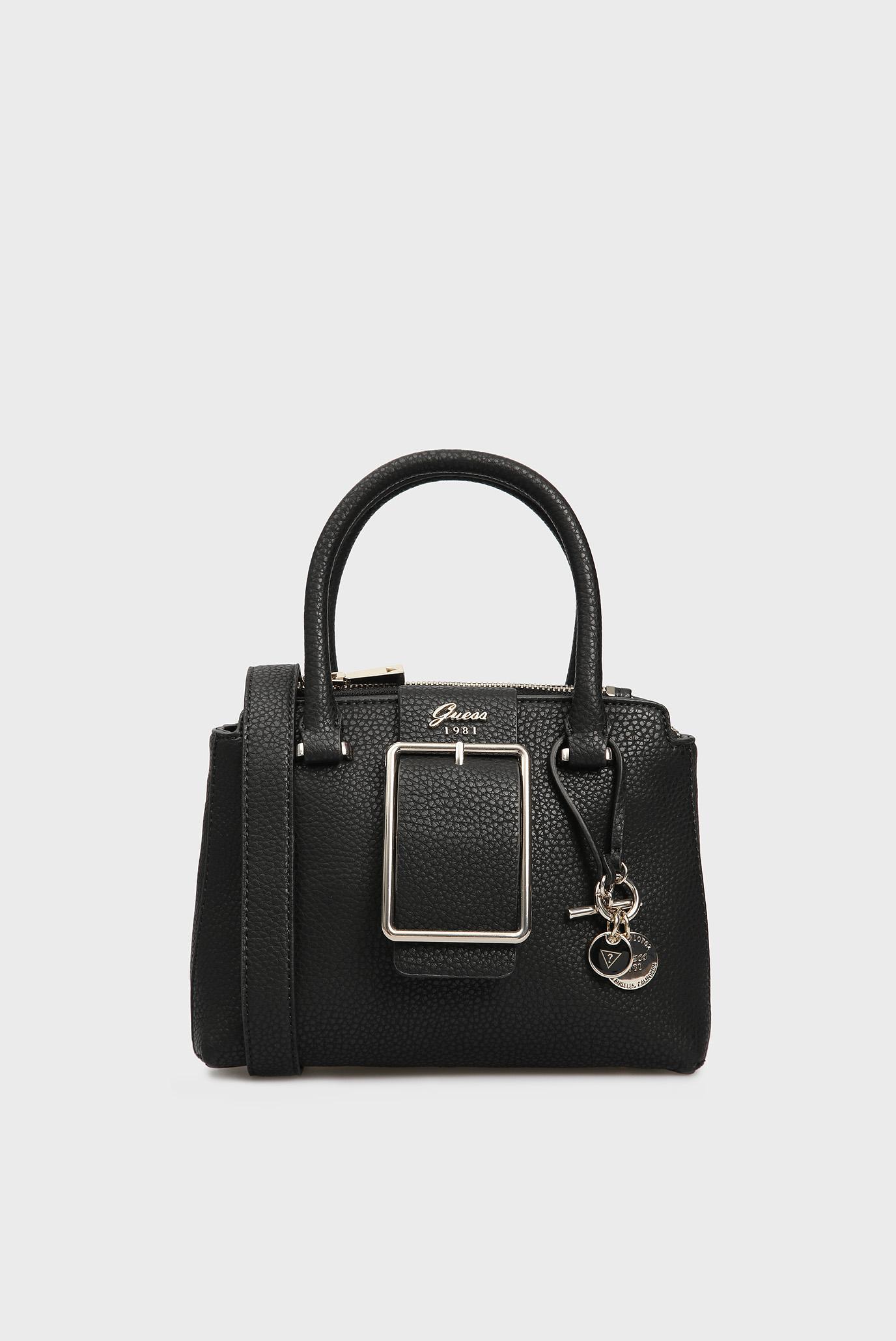 Купить Женская черная сумка на плечо Guess Guess HWBS7095050 – Киев ... f67248aaa3e91