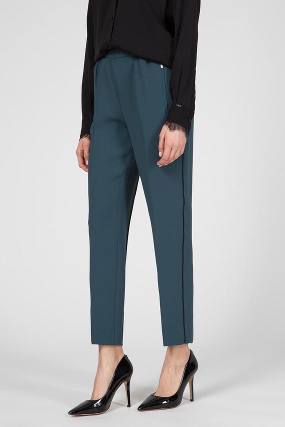 Женские зеленые брюки TRAVEL