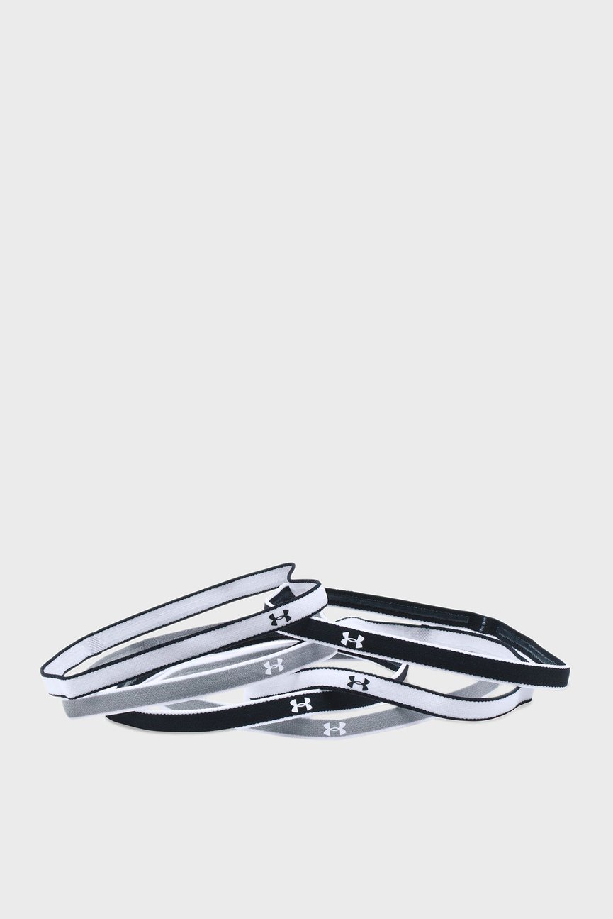 Черные повязки для волос (6 шт) UA Mini Headbands