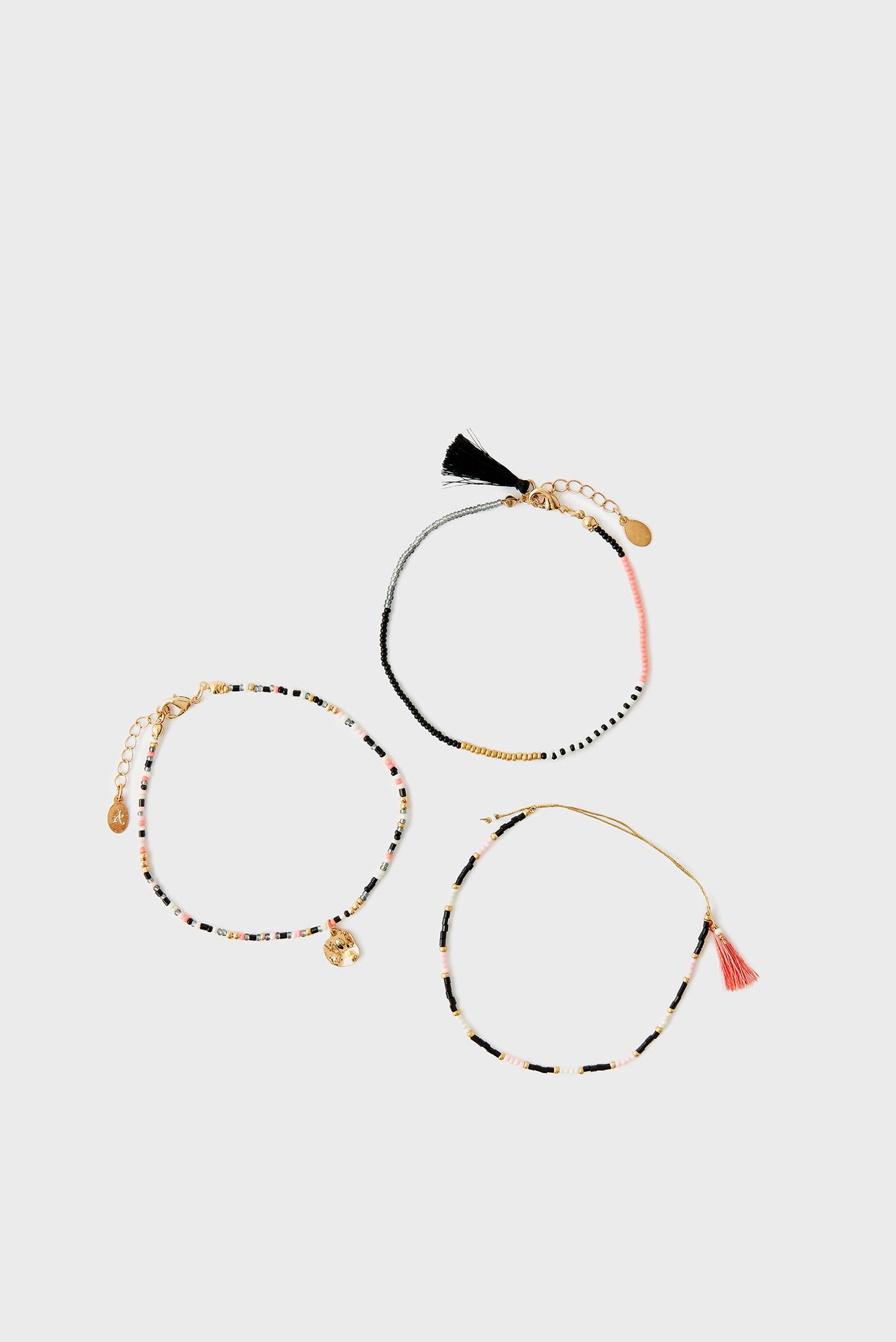 Женские браслеты (3 шт) NAUTICAL STRIPES 1
