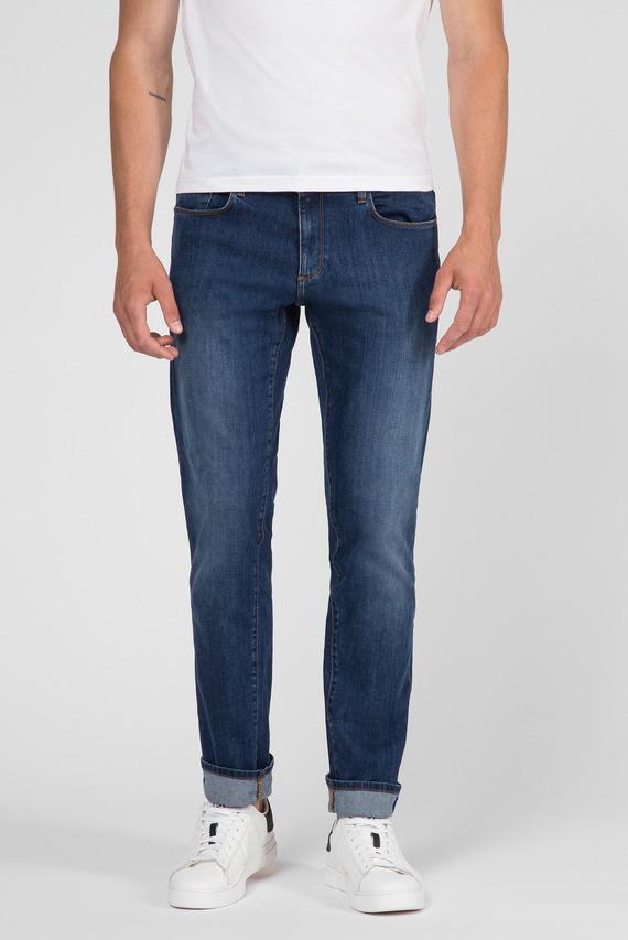 Мужские синие джинсы 370 CLOSE BASIC