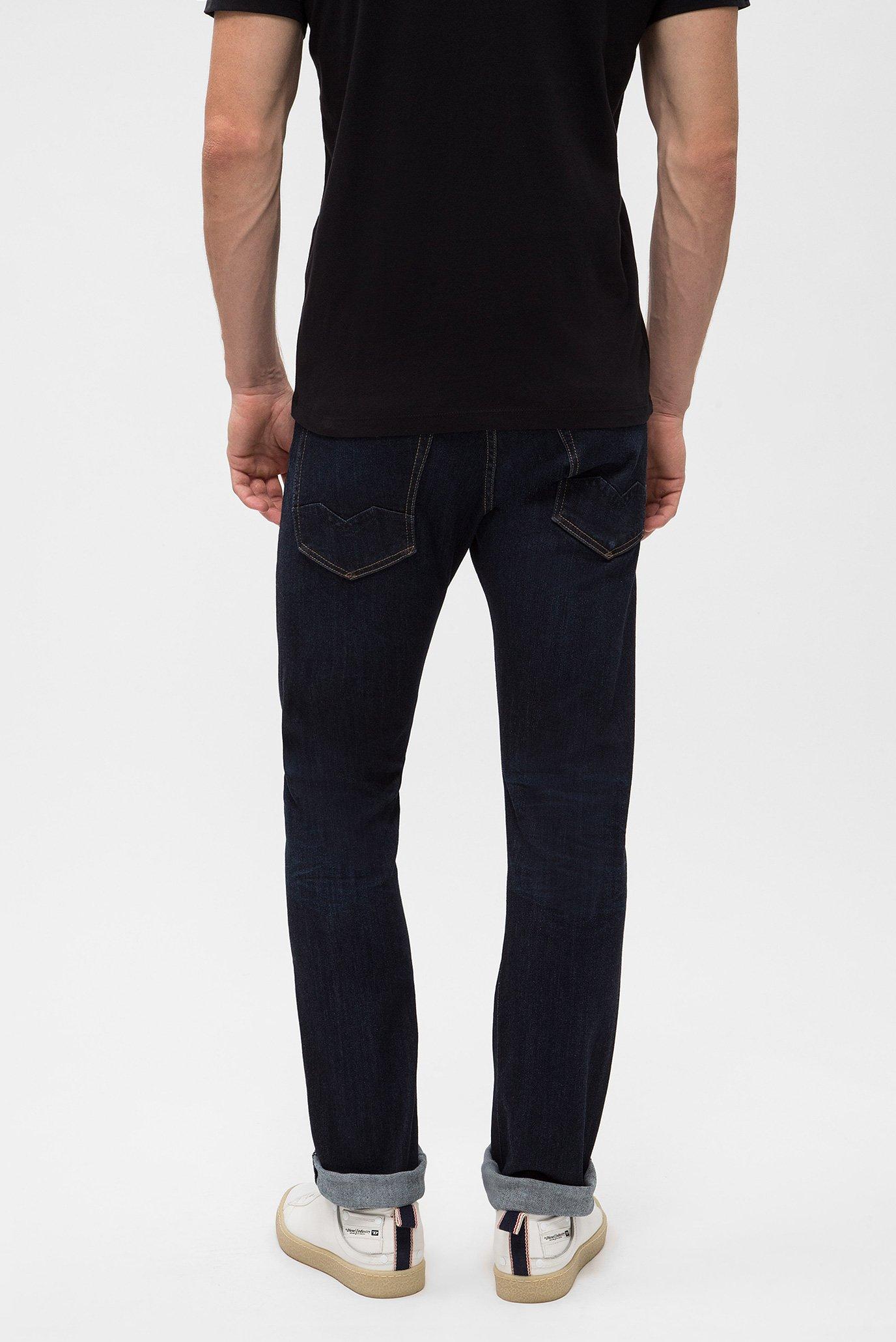 Купить Мужские темно-синие джинсы WAITOM Replay Replay M983  .000.573 320 – Киев, Украина. Цены в интернет магазине MD Fashion