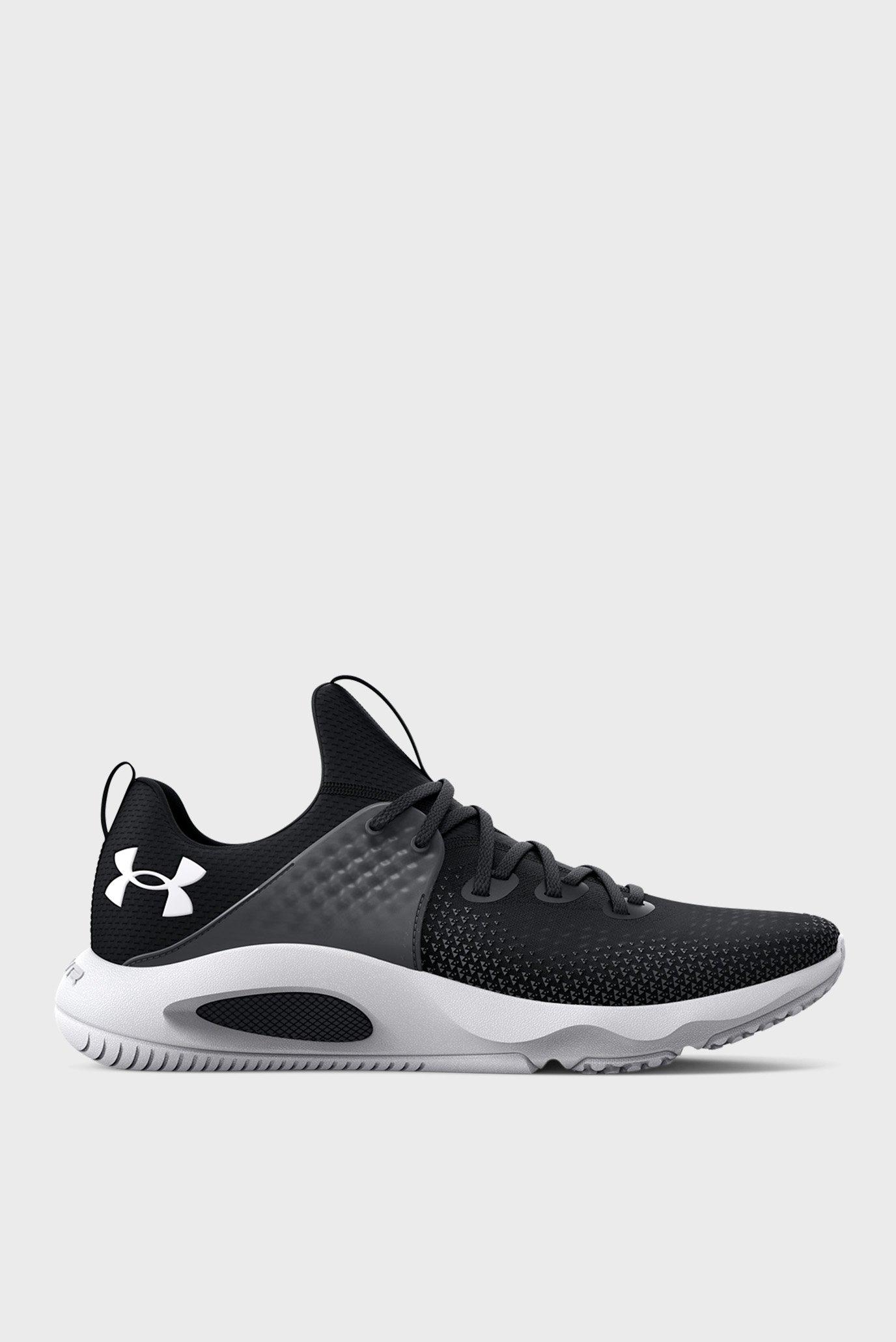 Мужские черные кроссовки UA HOVR Rise 3 1