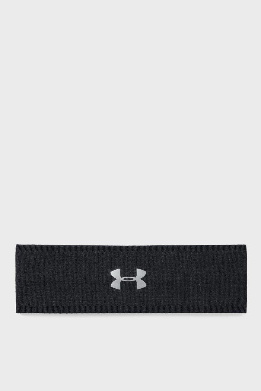 Женская черная повязка Perfect Headband 2.0