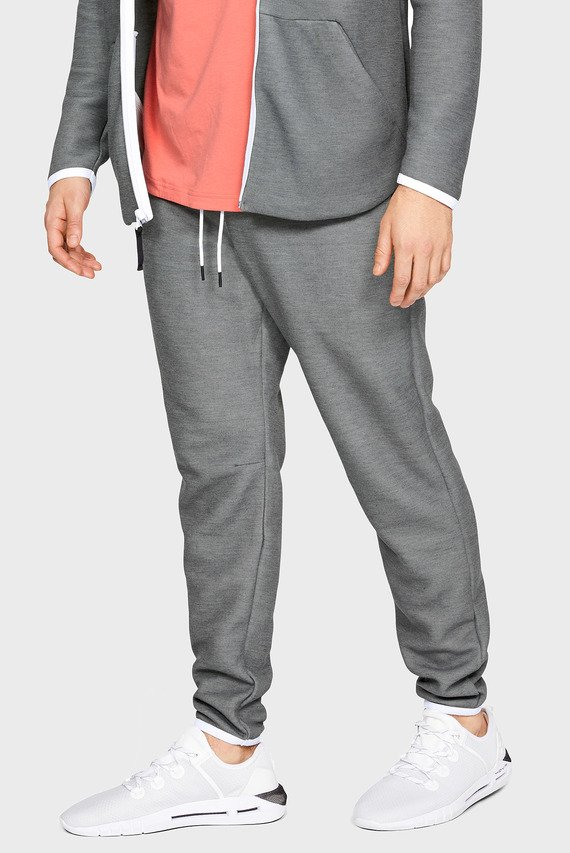 Мужские серые спортивные брюки UNSTOPPABLE MOVE LITE