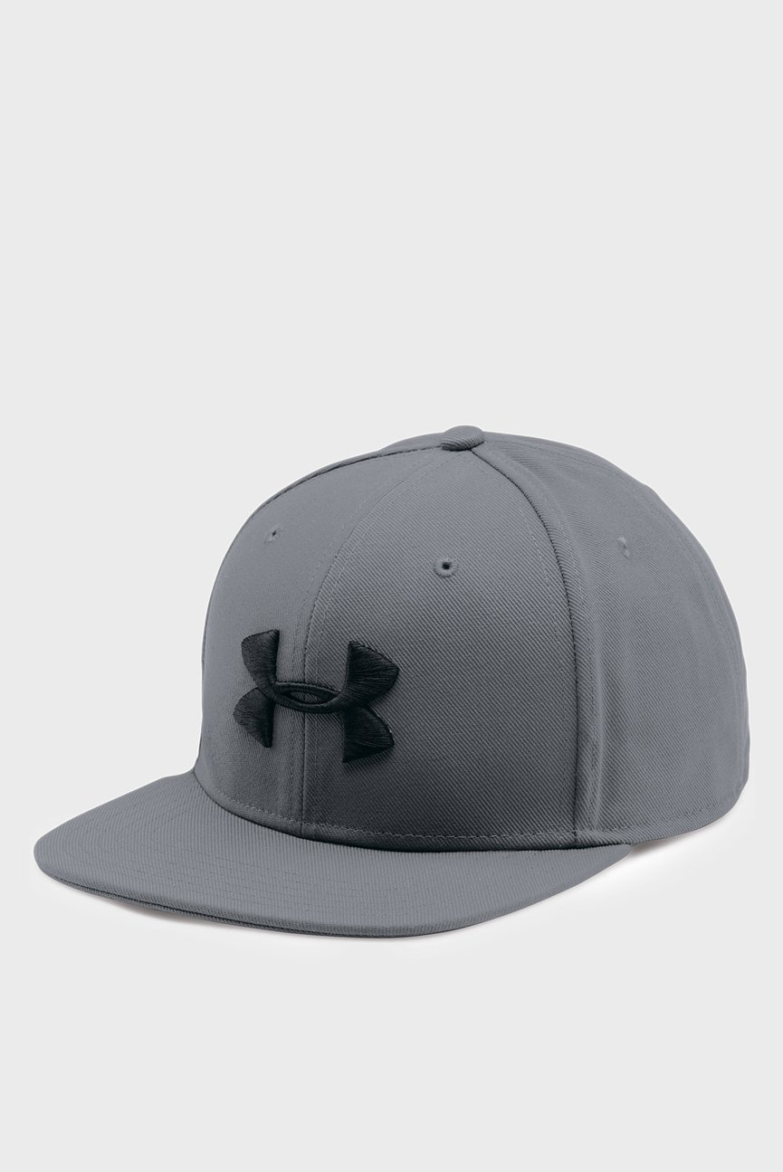 Мужская серая кепка Men's Huddle Snapback