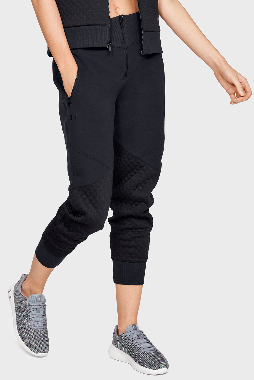 Женские черные спортивные брюки UNSTOPPABLE MOVE LIGHT REACTOR