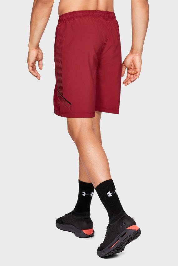 Мужские красные шорты Woven Graphic Short