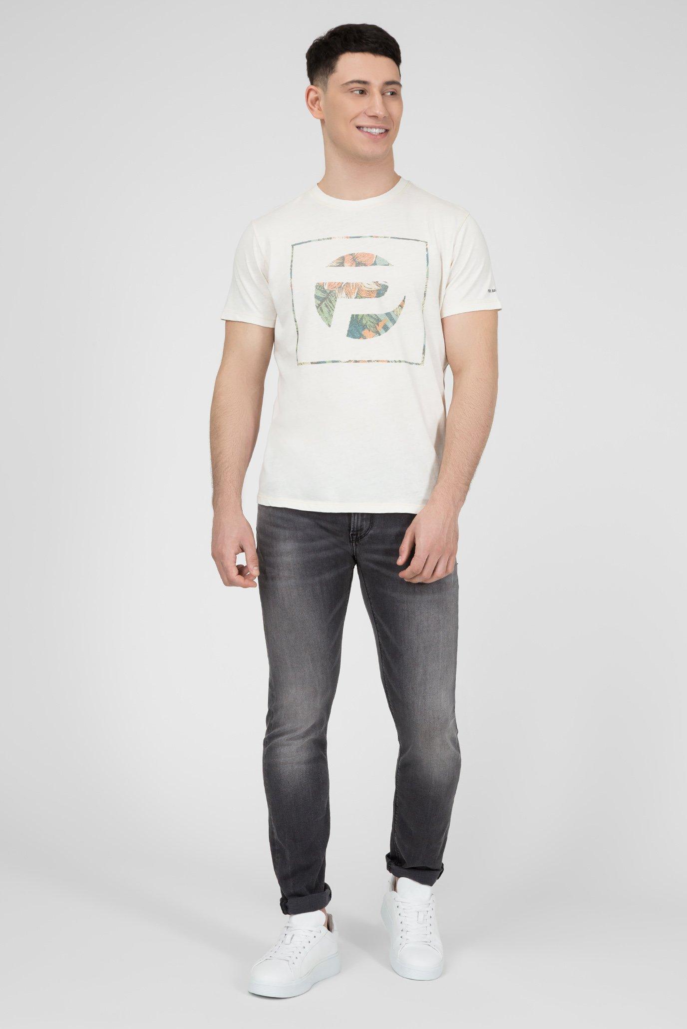 Купить Мужские серые джинсы HATCH Pepe Jeans Pepe Jeans PM200823WD22 – Киев, Украина. Цены в интернет магазине MD Fashion