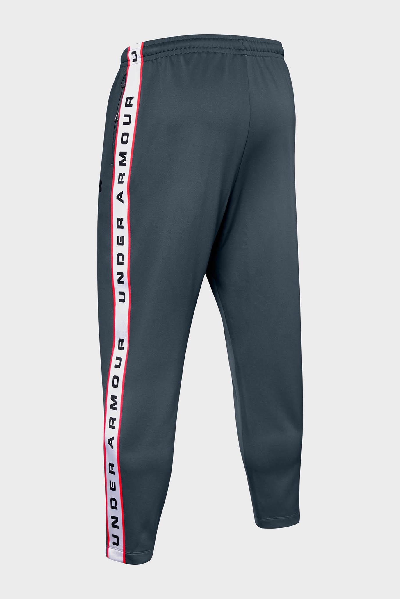 Мужские серые спортивные брюки UNSTOPPABLE TRACK Under Armour