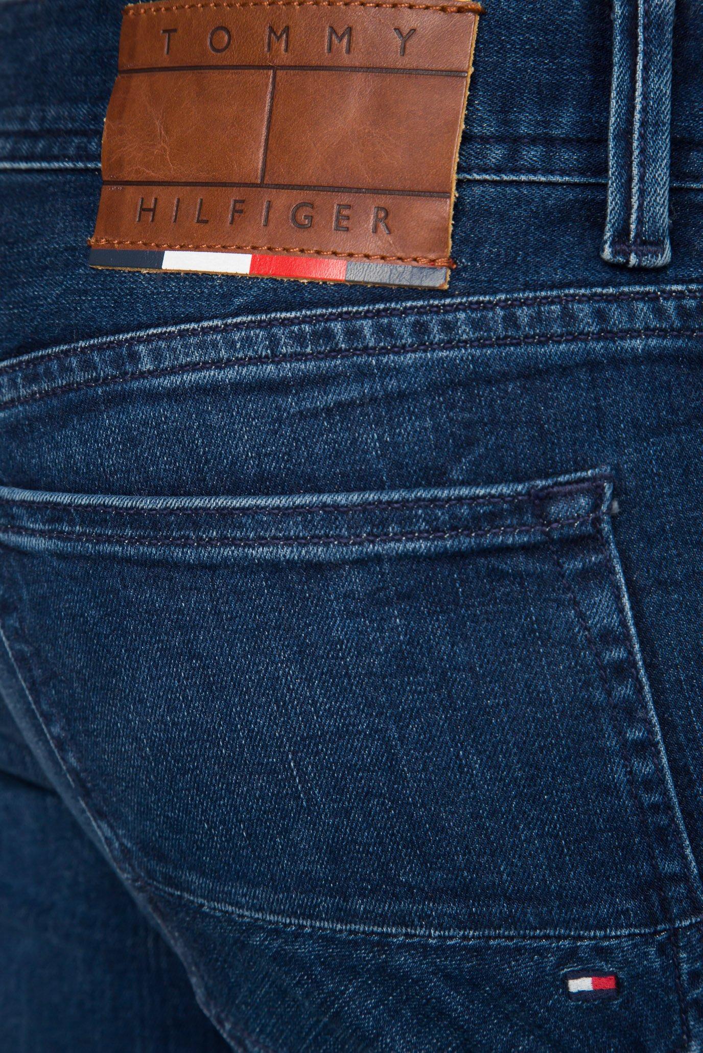 Мужские синие джинсы SLIM BLEECKER STR Tommy Hilfiger