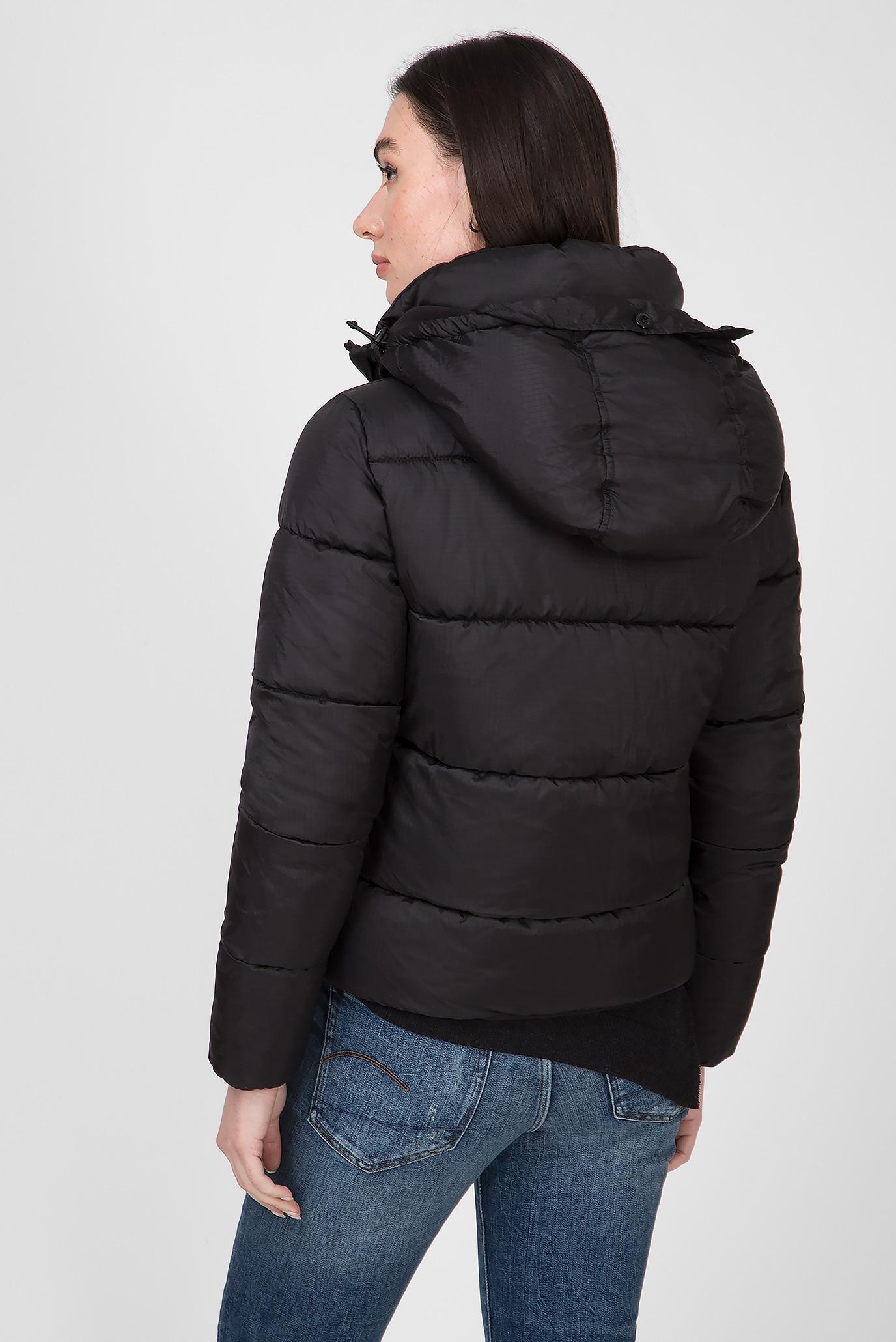 Женская черная куртка Meefic sundu G-Star RAW