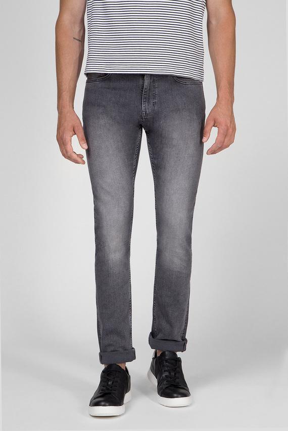 Мужские серые джинсы SLIM FIT GREY STRETCH DENIM