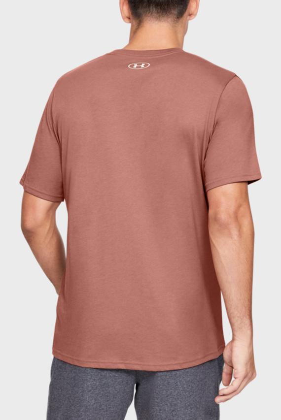 Мужская коричневая футболка UA PERF. ORIGIN MISSION SS-BRN