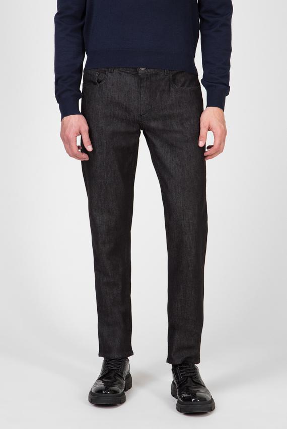 Мужские черные джинсы 370 CLOSE