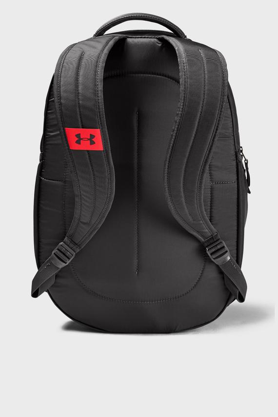 Серый рюкзак UA Hustle 4.0