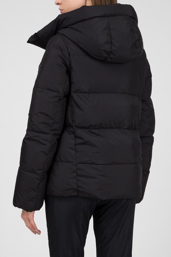 Женская черная пуховая лыжная куртка AIDA JACKET