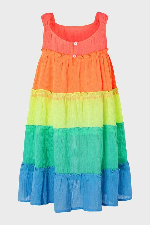 Детское платье COLOURBLOCK DRESS
