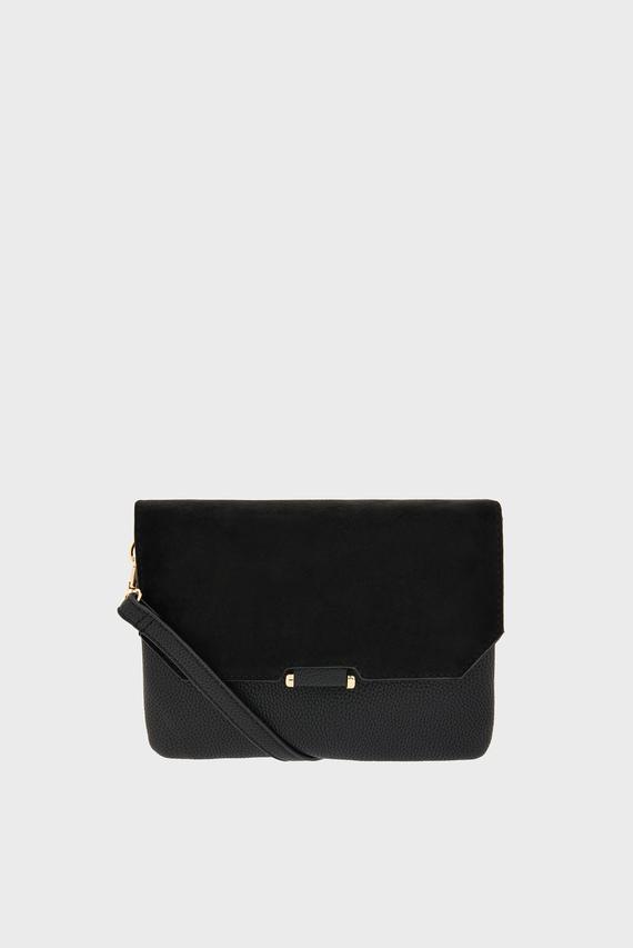 Женская черная сумка CALLIE XBODY