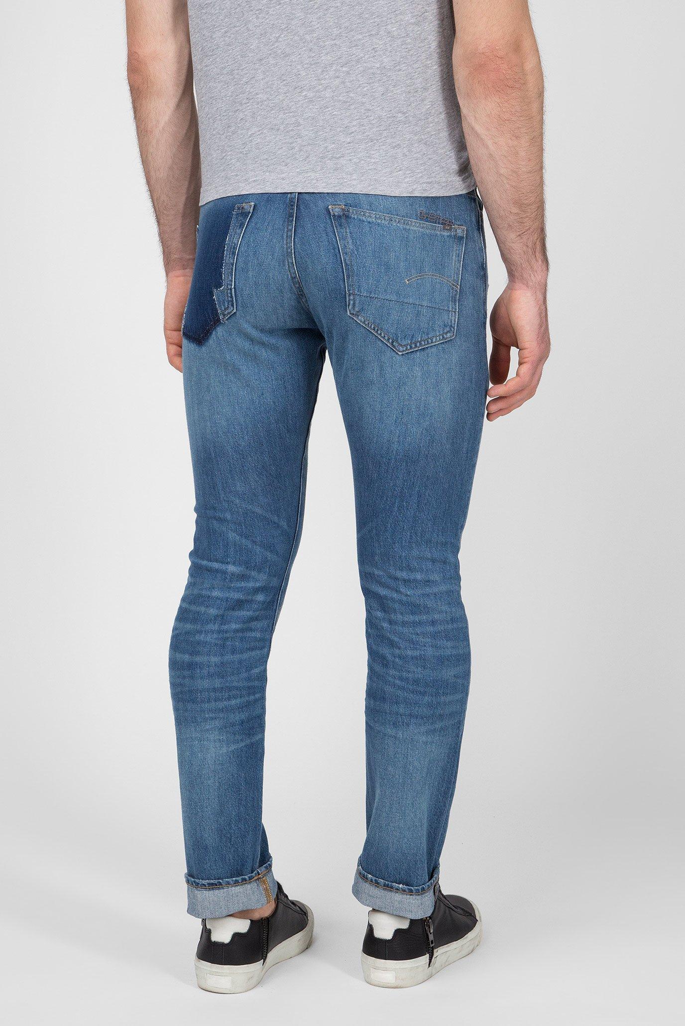 Купить Мужские синие джинсы 3301 G-Star RAW G-Star RAW D13413,9436 – Киев, Украина. Цены в интернет магазине MD Fashion