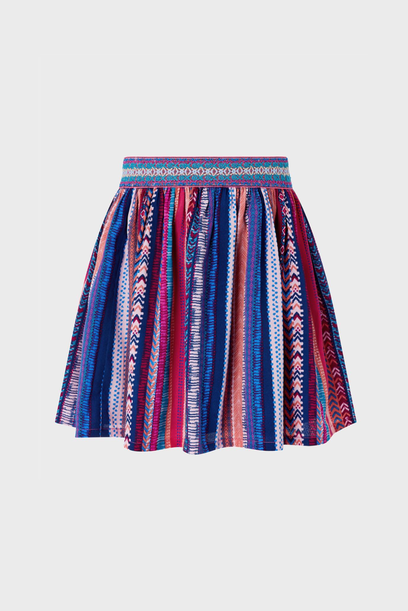 Детская юбка в полоску S.E.W SOPHIE SKIRT 1
