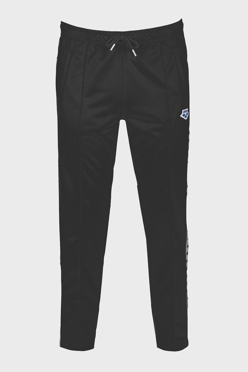 Женские черные спортивные брюки 7/8 TEAM PANT
