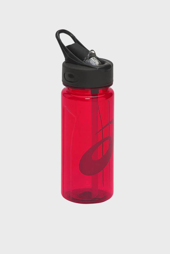 Красная бутылка для воды BOTTLE 0.6L