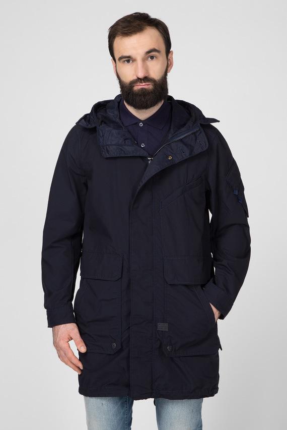 Мужская темно-синяя куртка Multipocket