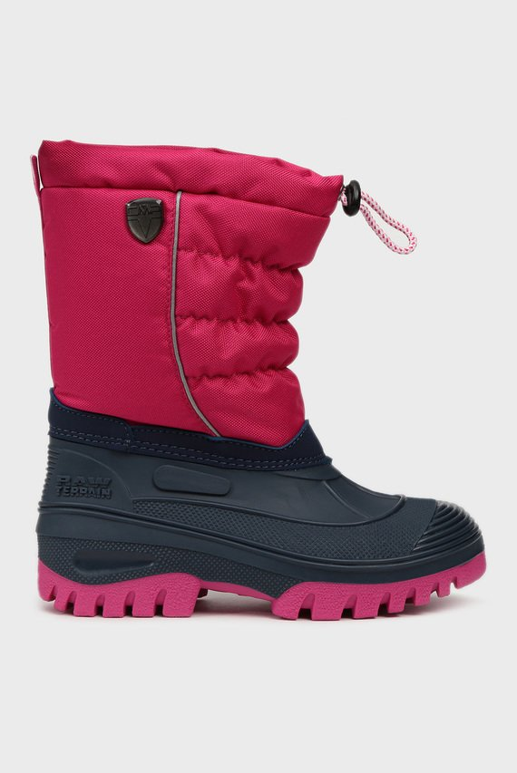 Детские розовые сапоги KIDS HANKI SNOW BOOTS