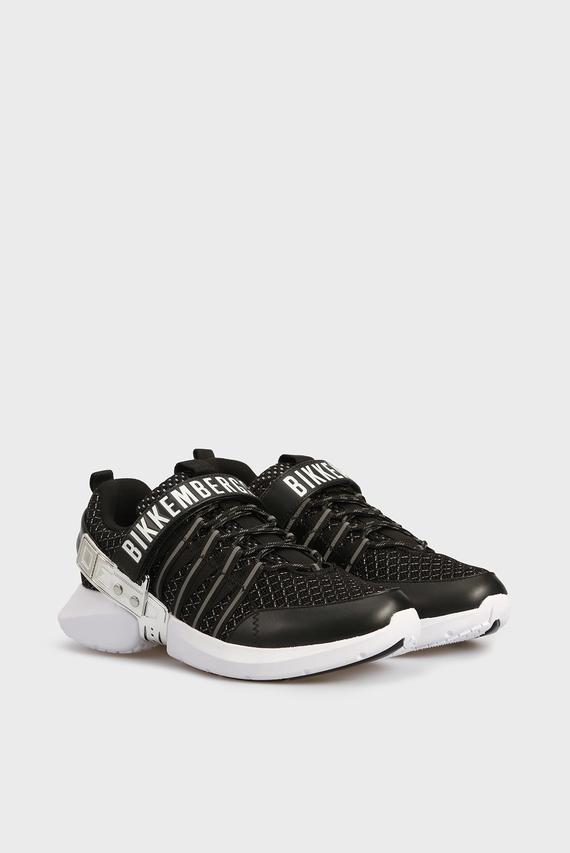 Мужские черные кроссовки GEDEON