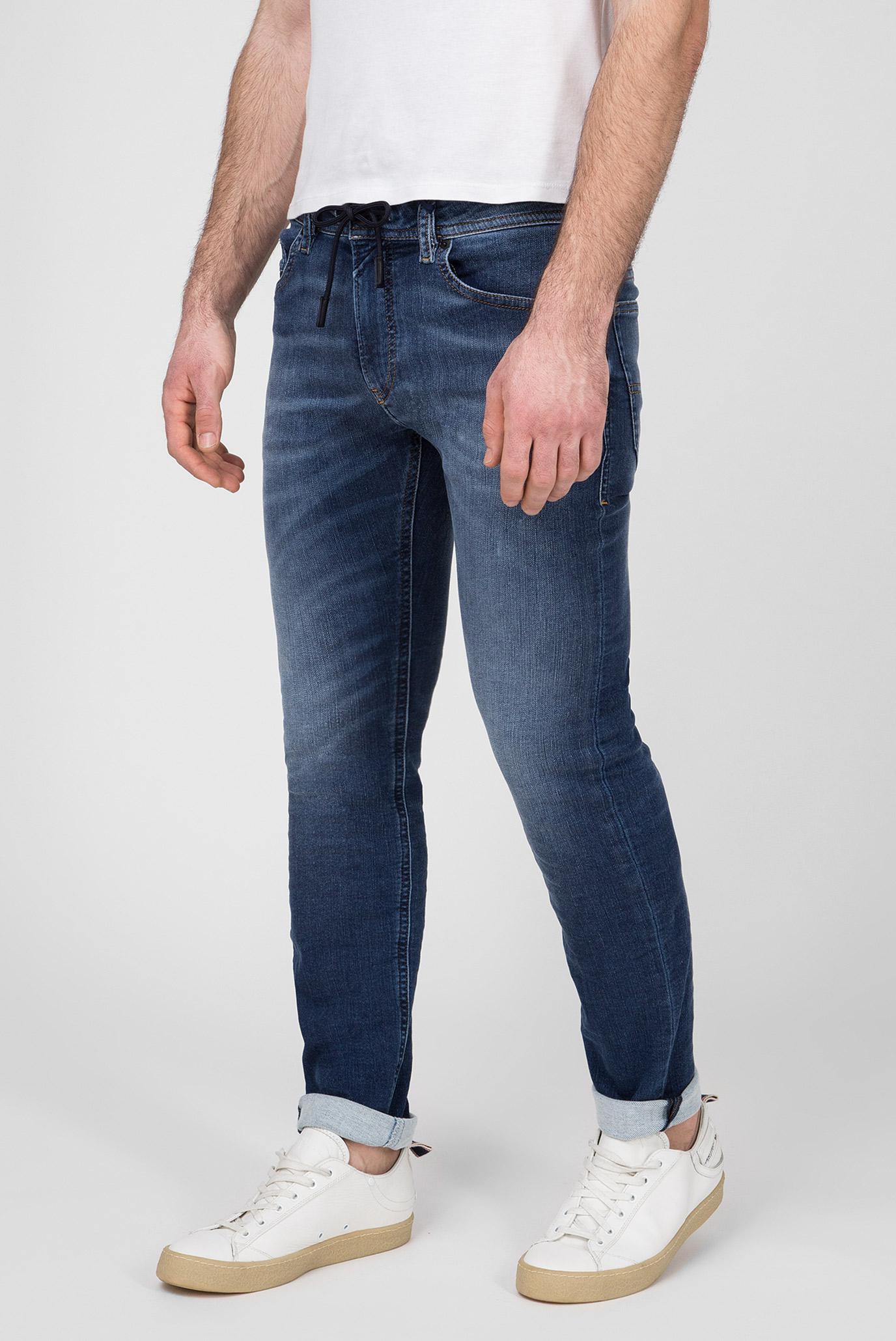 Мужские синие джинсы Diesel