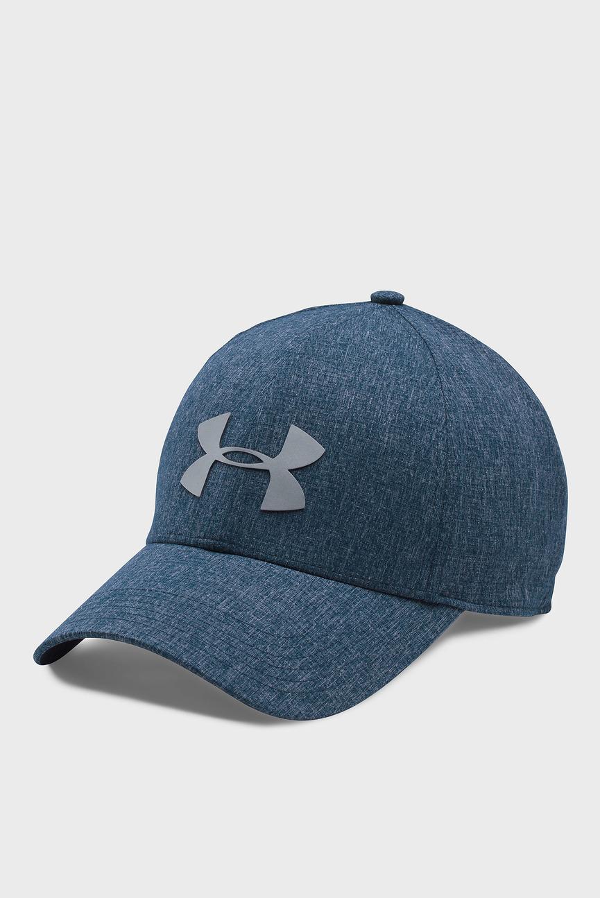 Мужская синяя кепка Men's UA Driver Cap 2.0