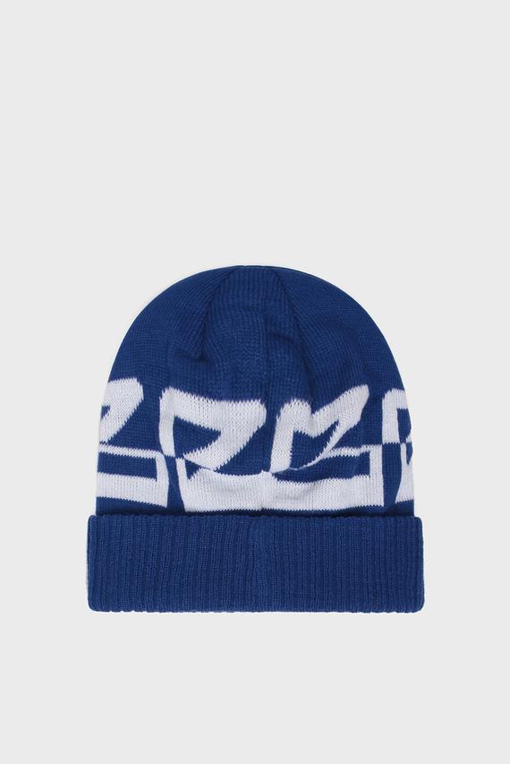 Мужская синяя шапка KENYA
