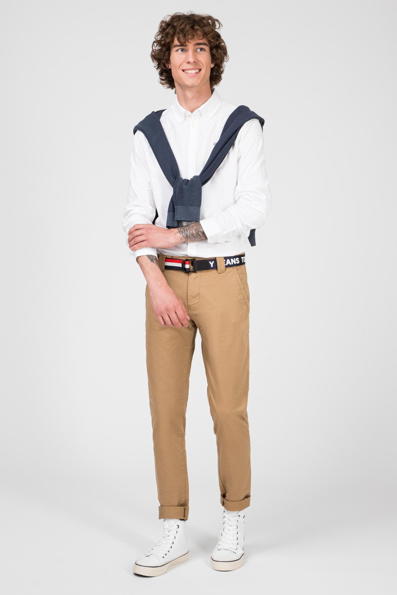 Купить Мужские бежевые чиносы TJM SCANTON Tommy Hilfiger Tommy Hilfiger DM0DM06518 – Киев, Украина. Цены в интернет магазине MD Fashion