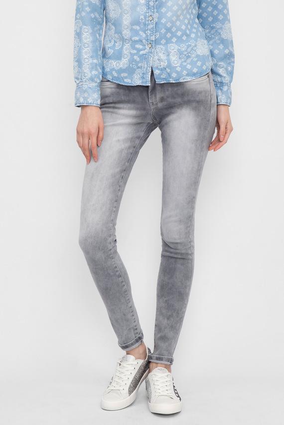 Женские серые джинсы PIXIE