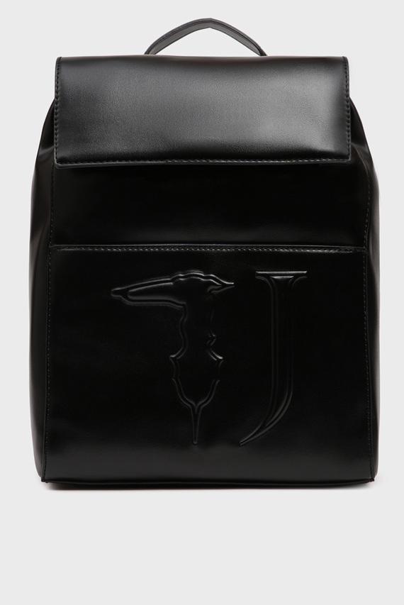 Женский черный рюкзак T-EASY