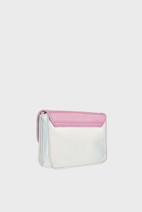 Детская розовая сумка через плечо UNICORN APPLIQUE ACR