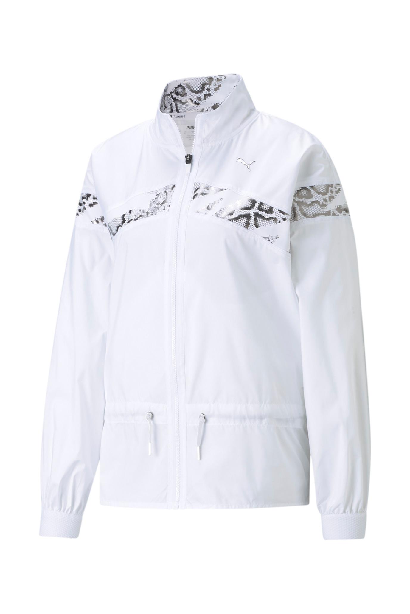 Жіноча біла куртка UNTMD Woven Women's Training Jacket 1