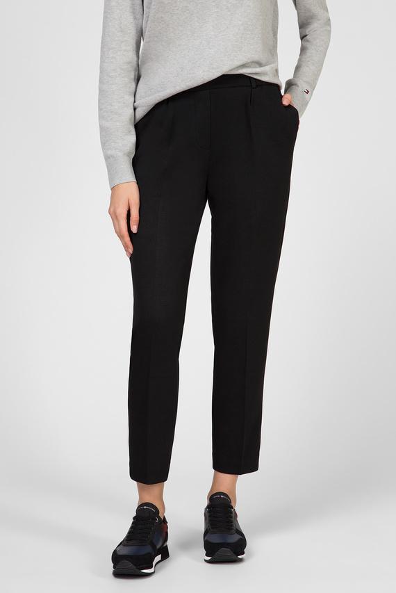 Женские черные брюки DION PULL ON