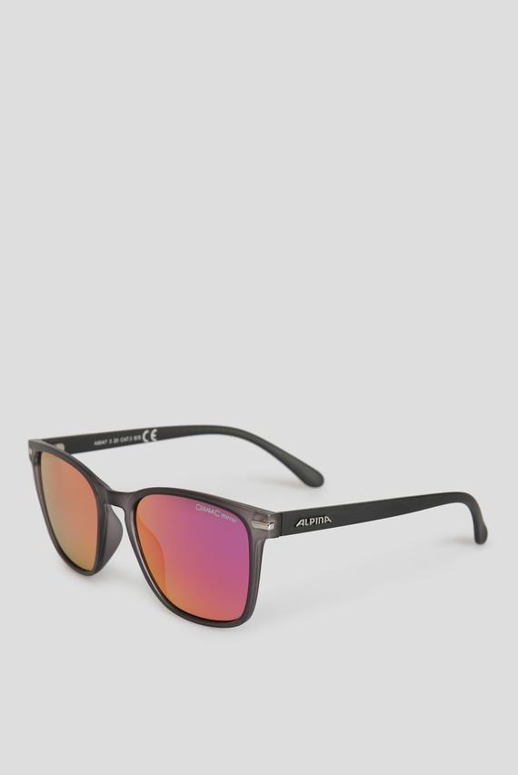 Черные солнцезащитные очки YEFE