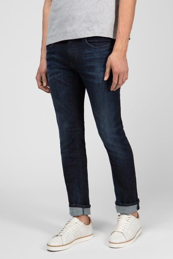 Чоловічі темно-сині джинси SLIM SCANTON