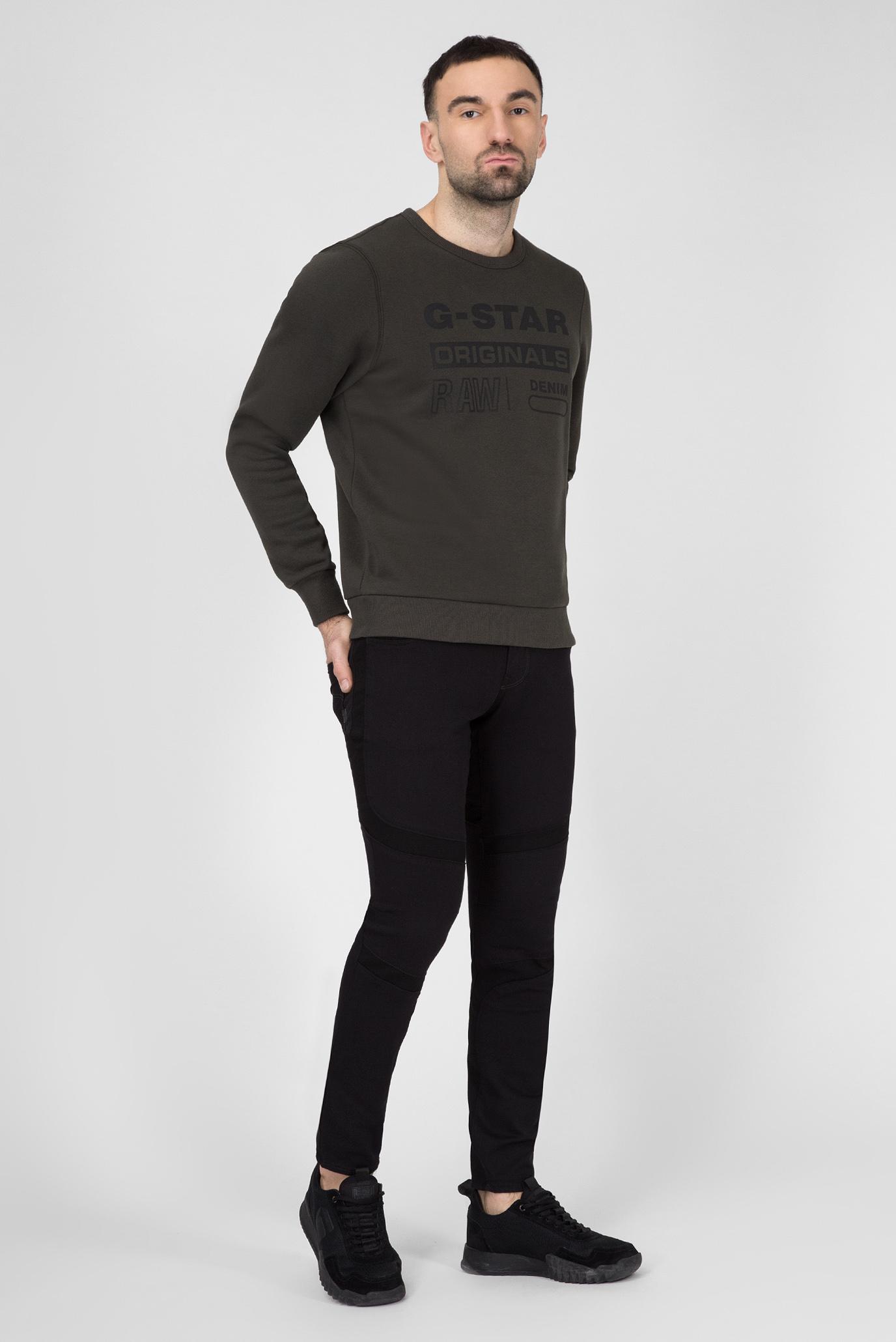 Купить Мужские черные джинсы MOTAC-0 G-Star RAW G-Star RAW D11070,8970 – Киев, Украина. Цены в интернет магазине MD Fashion