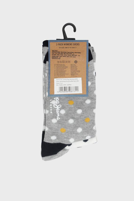 Женские носки DARLA (3 пары)