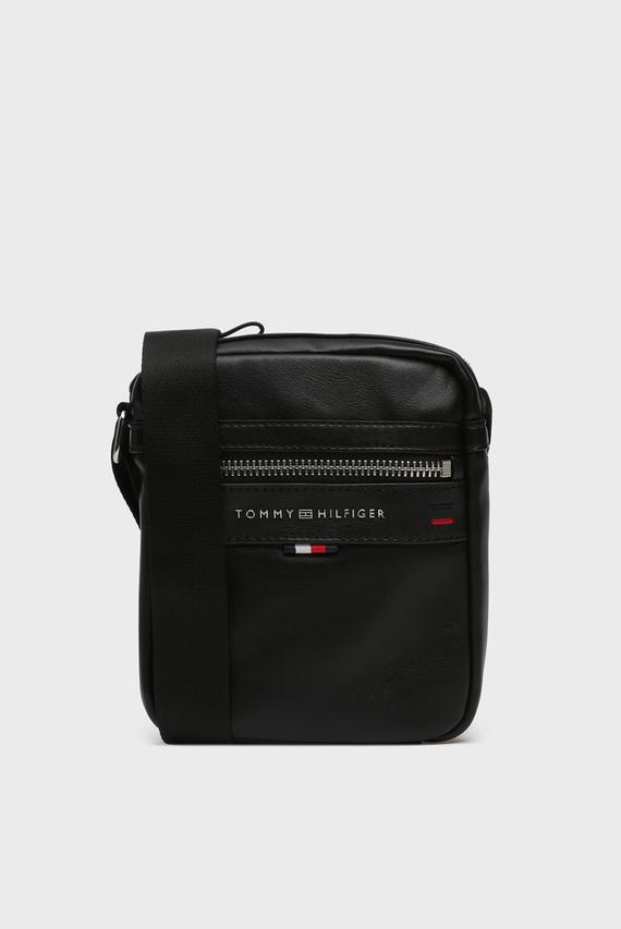 0ef4589f68f6 Мужская черная сумка через плечо ELEVATED MINI NOVELTY Tommy Hilfiger 2 990  грн